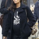 Thandie Newton Bumps Through London