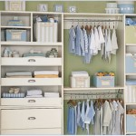 5 Easy Nursery Organising Tips