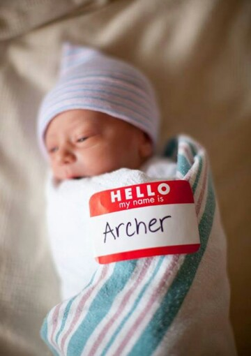 Five Fun Ways to Announce Your Baby's Name