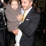 David & Victoria Beckham Lunch With Family