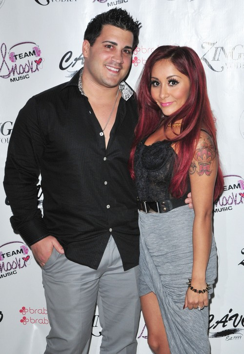 Snooki Pregnant With Her Second Child - Report