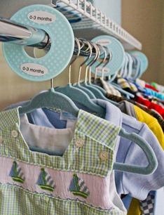 5 Easy Nursery Organising Tips