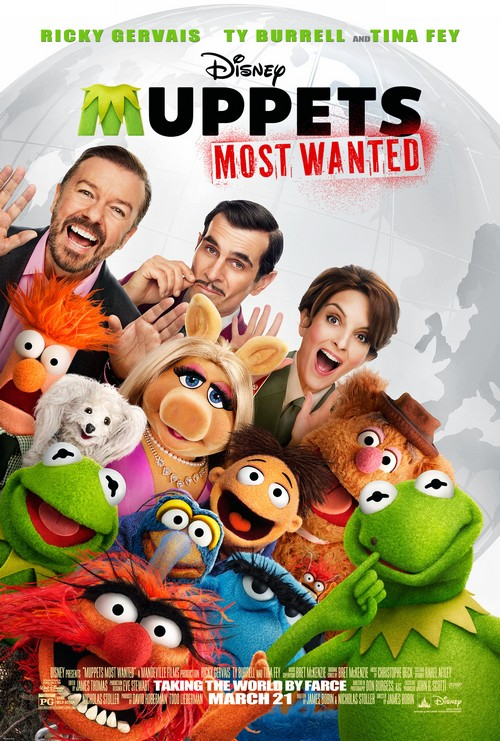 Muppets Most Wanted – Game Day #SB48 Extended TV Spot #TheMuppets