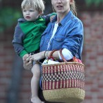 Jennifer Garner & Family Enjoy Day Out Together