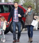 Ben & Jen Take Seraphina To Breakfast