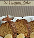 Recipe: Go Bananas! Cake #BananaCake #Baking #Dessert #Recipe #FamilyRecipes #DessertRecipes #BananaBread #BananaCake #Banana #Chocolate #ChocolateFrosting #Frosting #Nuts #Cake
