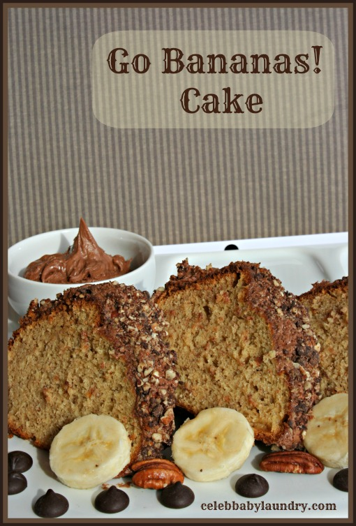 Recipe: Go Bananas! Cake
