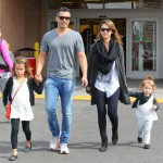 Jessica Alba: Family Bonding Day