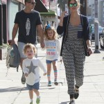 Jessica Alba: Sunday Family Day