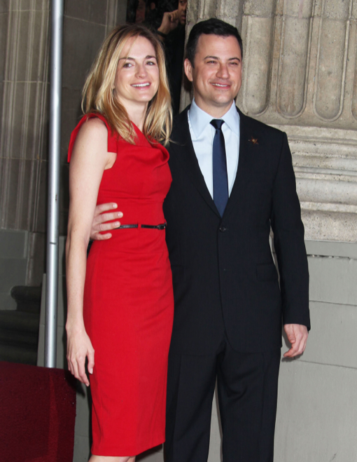 Jimmy Kimmel & Wife Molly Are Expecting