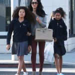 Kimora Lee Simmons Goes Shopping With Ming & Aoki