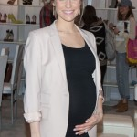 Kristin Cavallari Flaunts Bumps at the Presentation of her New Shoe Collection