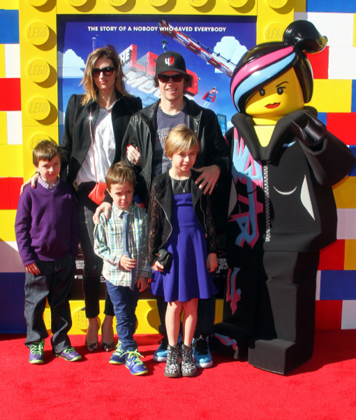 The Lego Movie Premieres in LA