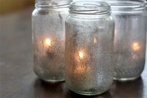 mason jarn lantern