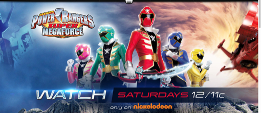 The New Season of Power Rangers Super Megaforce Is Here