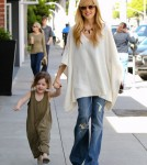 Rachel Zoe Out And About With Skyler