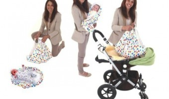 New Baby Product Alert: The Snugglebundl