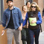 Teresa Palmer & Mark Webber Make First Outing With Bodhi
