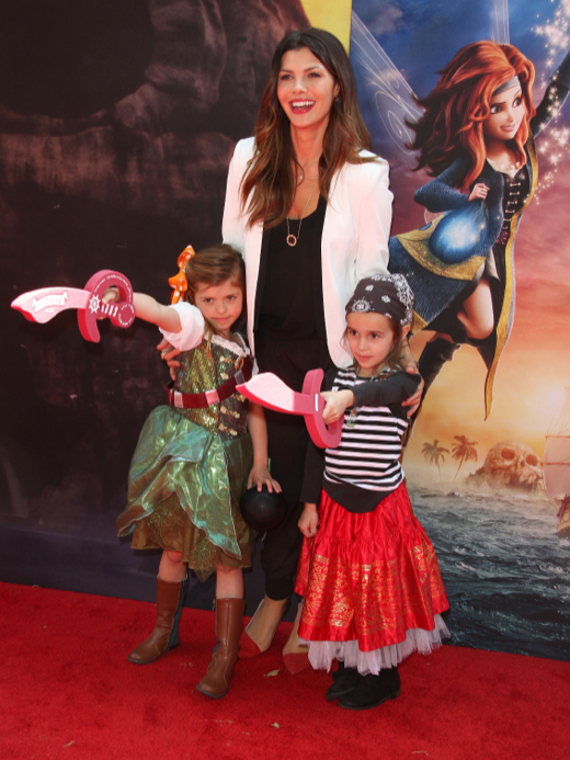Ali Laundry: Mother-Daughter Day at Disney's The Pirate Fairy Premiere