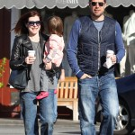 Alyson Hannigan: Country Mart Day With Family