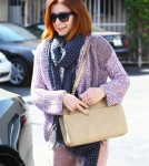 Alyson Hannigan Lunches With Her Daughter In Beverly Hills