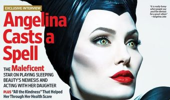 Angelina Jolie: My Children Thought Maleficent Was Scary at First