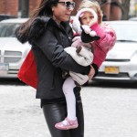 Bethenny Frankel: Big Apple Day With Bryn