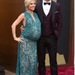 Chris Hemsworth & His Expecting Wife Elsa Pataky Walk the Oscars Red Carpet