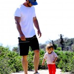 Chris Hemsworth Enjoys a Father-Daughter Day With India