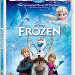 Review: Bring Home the Magic of Disney's Frozen on Bluray Combo Pack