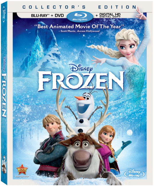 Frozen Collectors Edition