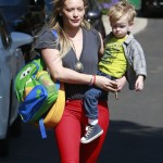 Hilary Duff: Baby Class With Her Growing Toddler