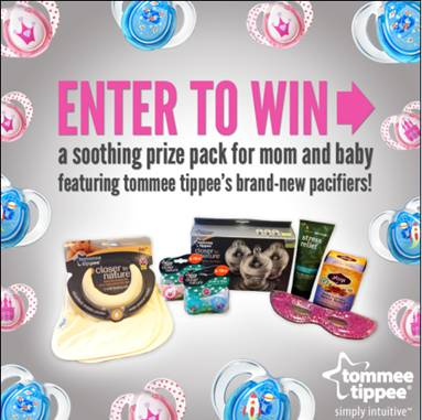 Giveaway: Tommee Tippee Soothing Gift Pack