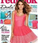 Jessica Alba RedBook April 2014
