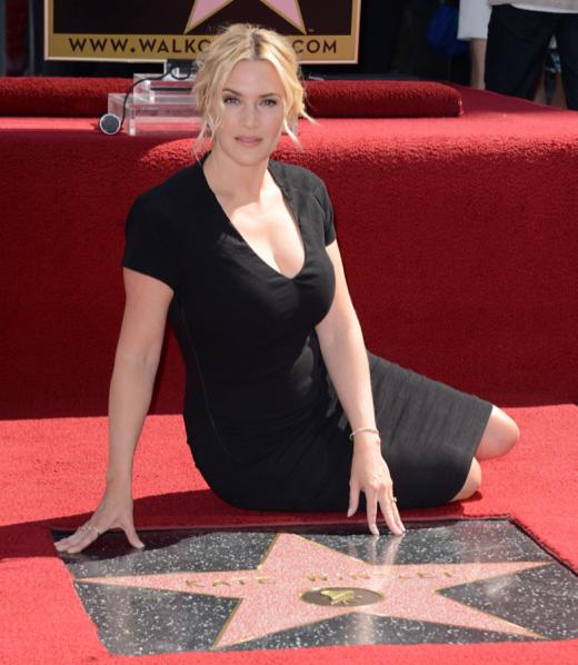 Kate Winslet Explains Son Bear Blaze's Name