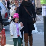 Katherine Heigl: Big Apple Day With Her Girls