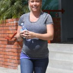 Kendra Wilkinson: All Smiles Bumping Around Los Angeles