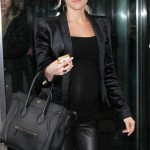 Kristin Cavallari: Big Apple Bump