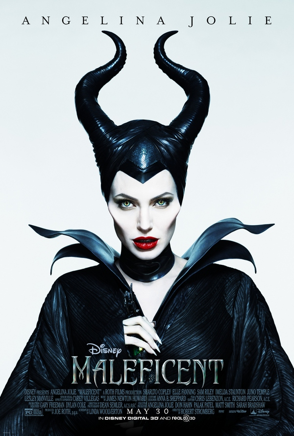 New 'Maleficent' Poster Fresh From Disney