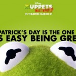 Muppets Most Wanted St. Patrick's Day e-Card