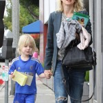 Naomi Watts Lunches With Kai