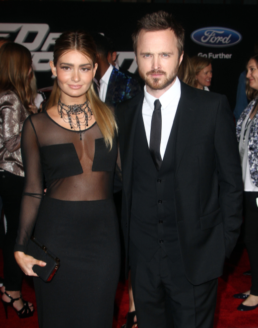 Aaron Paul Looks Forward to Having Children With His Wife