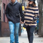 Olivia Wilde Enjoys a Bumpin' Birthday in the Big Apple