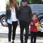 Pete Wentz & Meagan Camper Go Baby Shopping