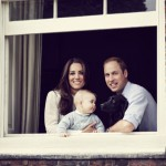 New Royal Family Photo Shows Off Prince George at Eight Months