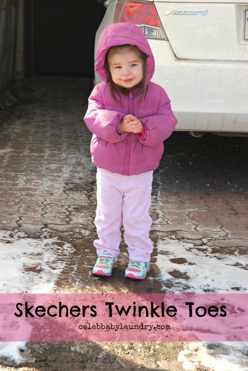Let Your Child's Fashion Personality Shine With Skechers Twinkle Toes #Giveaway
