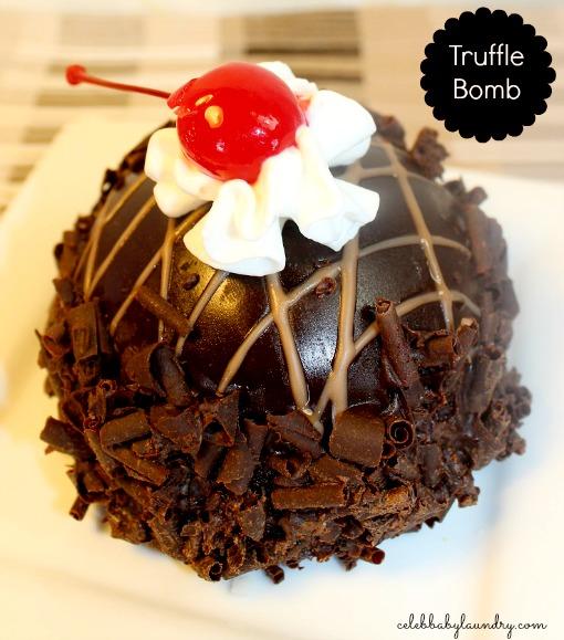 Truffle Bomb Dessert Recipe