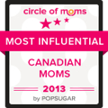 Most Influential Canadian Moms - 2013