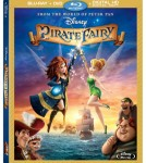 Disney's Pirate Fairy Blu-Ray
