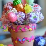 Easter Craft: Easter Lollipop Pot
